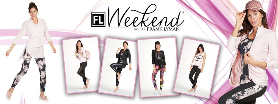Balance Comfort and Style with The Weekend Collection by Frank Lyman
