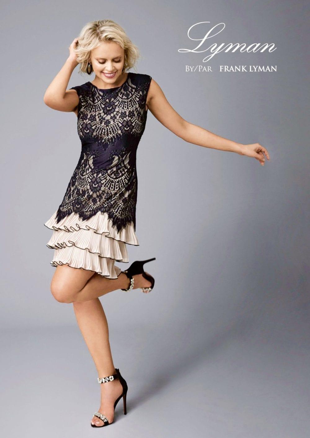 57afc537a6f Frank Lyman - 189328 - Cocktail Dress - Last two Size 12   16
