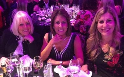 Janet Joins Frank Lyman Team at Drapers Independent Awards 2018